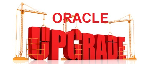Oracle upgrade in SAP