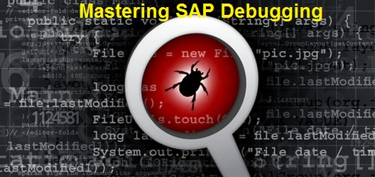 Debugging in SAP ABAP