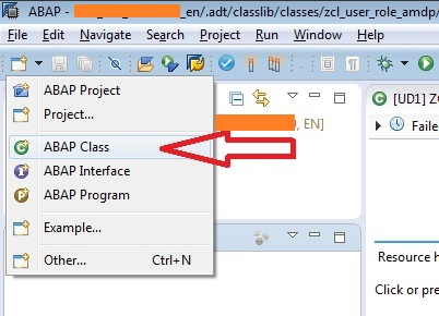 AMDP usage in custom ABAP Program