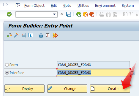 Step by Step Tutorial on SAP Adobe Form