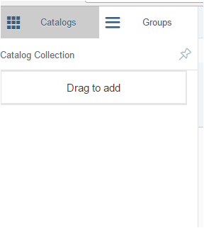 Create Catalog and Group