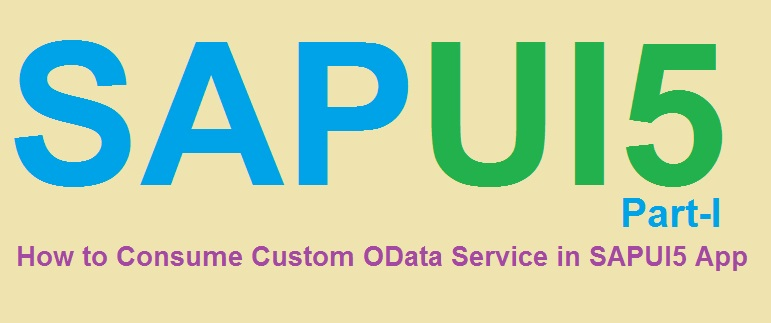 SAPUI5 Training and Tutorial