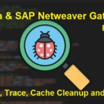 OData and SAP Netweaver Gateway. Part VII. Debugging, Trace, Cache Cleanup and F4 Help