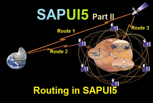 Routers in SAPUI5