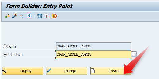 SAP Adobe Form Tutorial