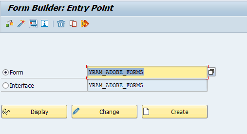 What is SAP Adobe Form?