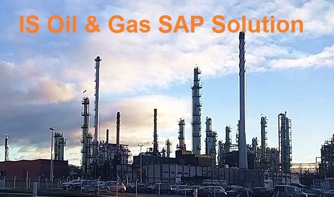 SAP IS Oil and Gas