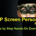 SAP Screen Personas – II – Benefits and Use case