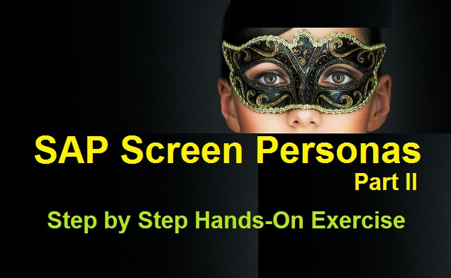 Step by Step guide to Personas
