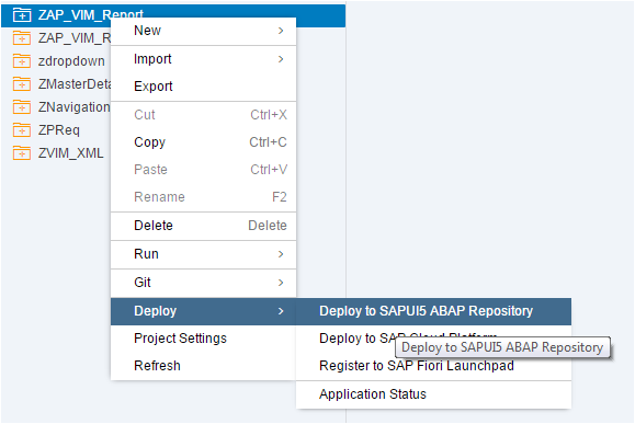 SAPUI5 for ABAPers