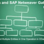 OData and SAP Netweaver Gateway. Part IX. How to Add Multiple Entities in One Operation in OData Service