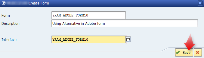 Adobe Form Tutorial