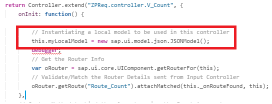 new sap.ui.model.json.JSONModel();