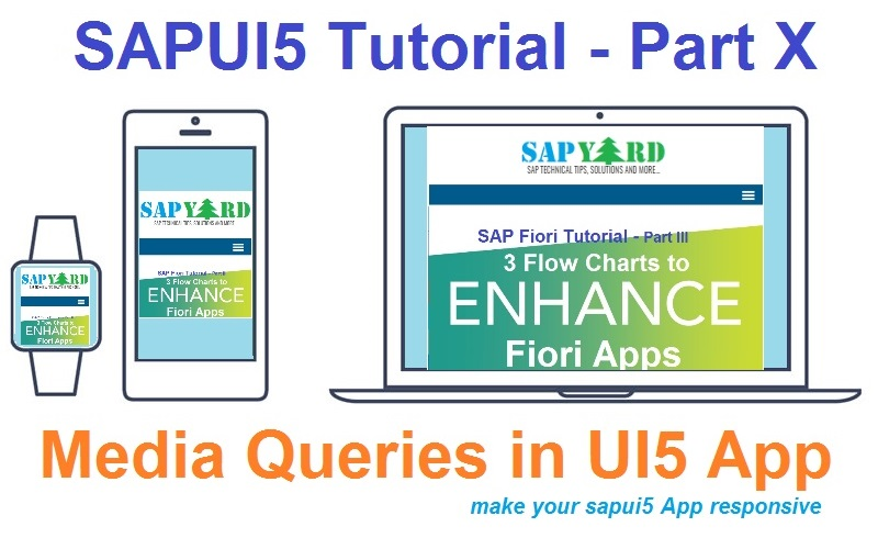 media queries in sapui5