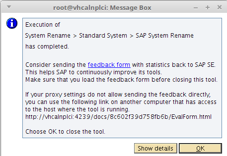 how i installed my sap system on my personal laptop