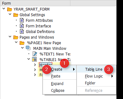 sap smartform tutorial
