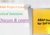 SAP ABAP on HANA Projects